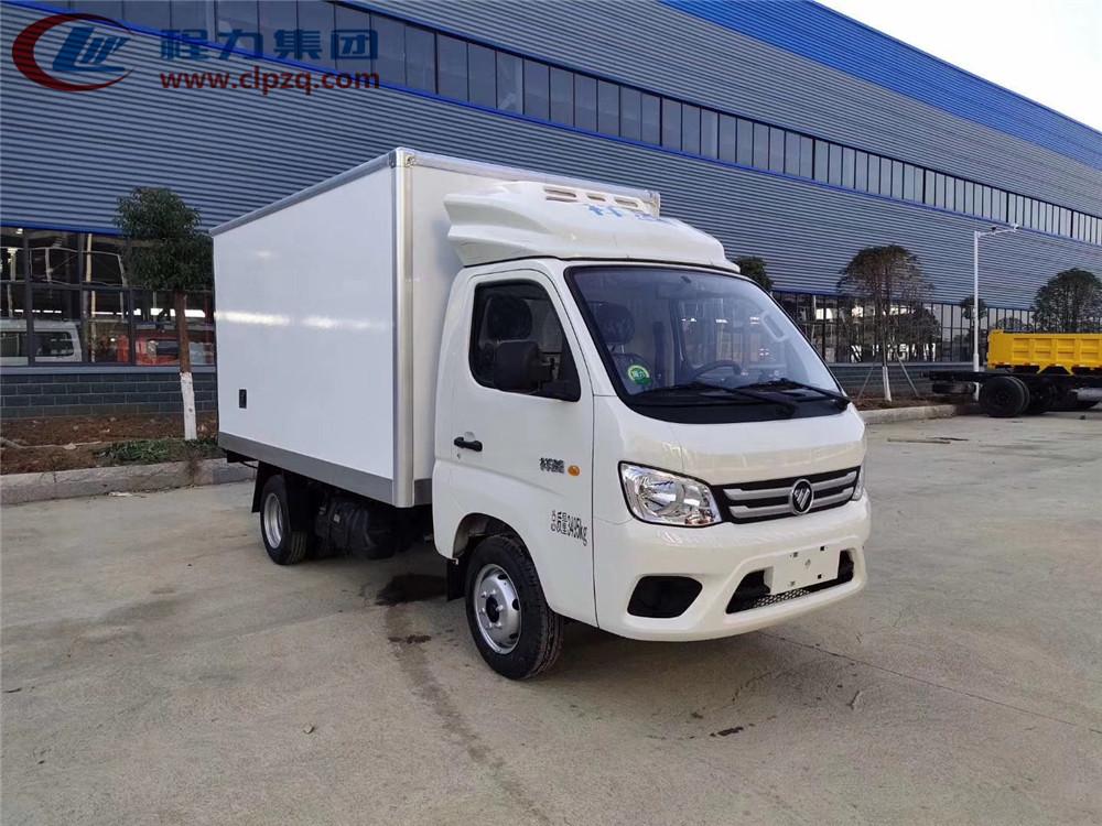 国六·福田祥菱M1(厢长3.1米)冷藏车