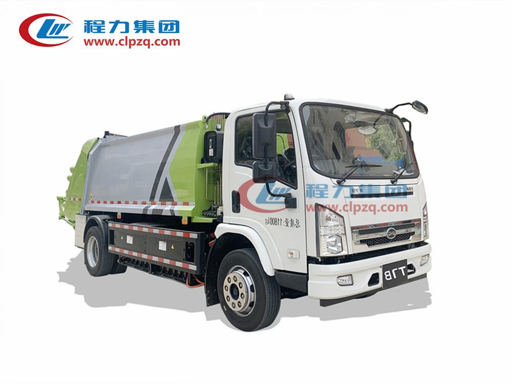 比亚迪·压缩垃圾车 (纯电动 · 上绿牌)