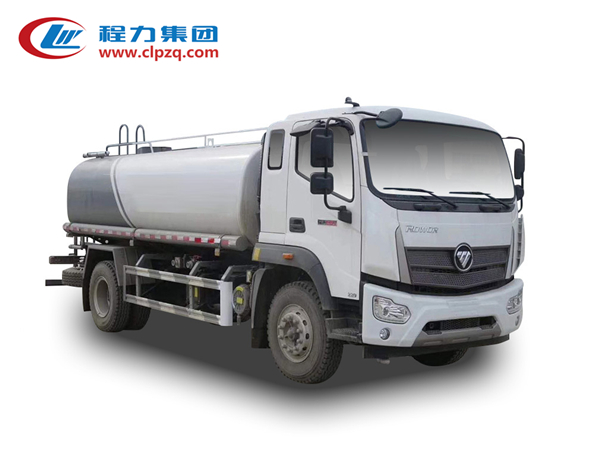 【12立方】福田瑞沃ES3 洒水车